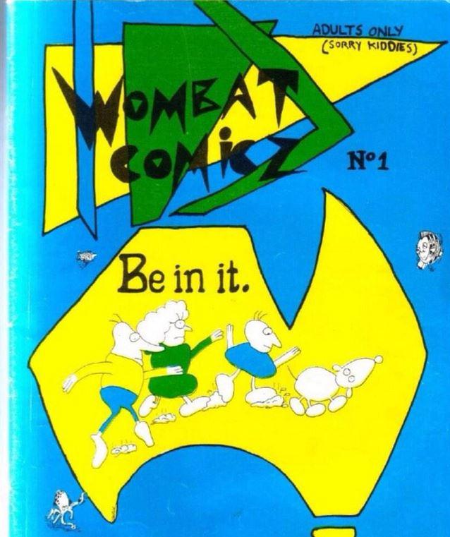 WombatComicz cica 1984