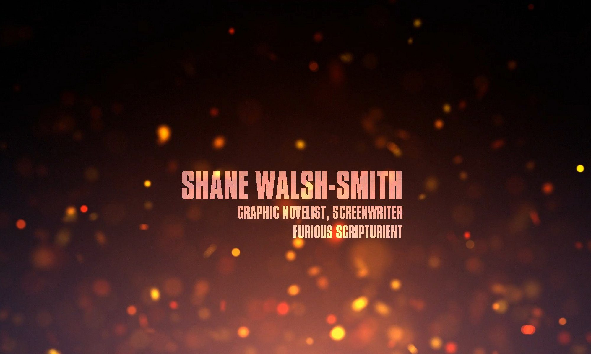 Shane Walsh-Smith