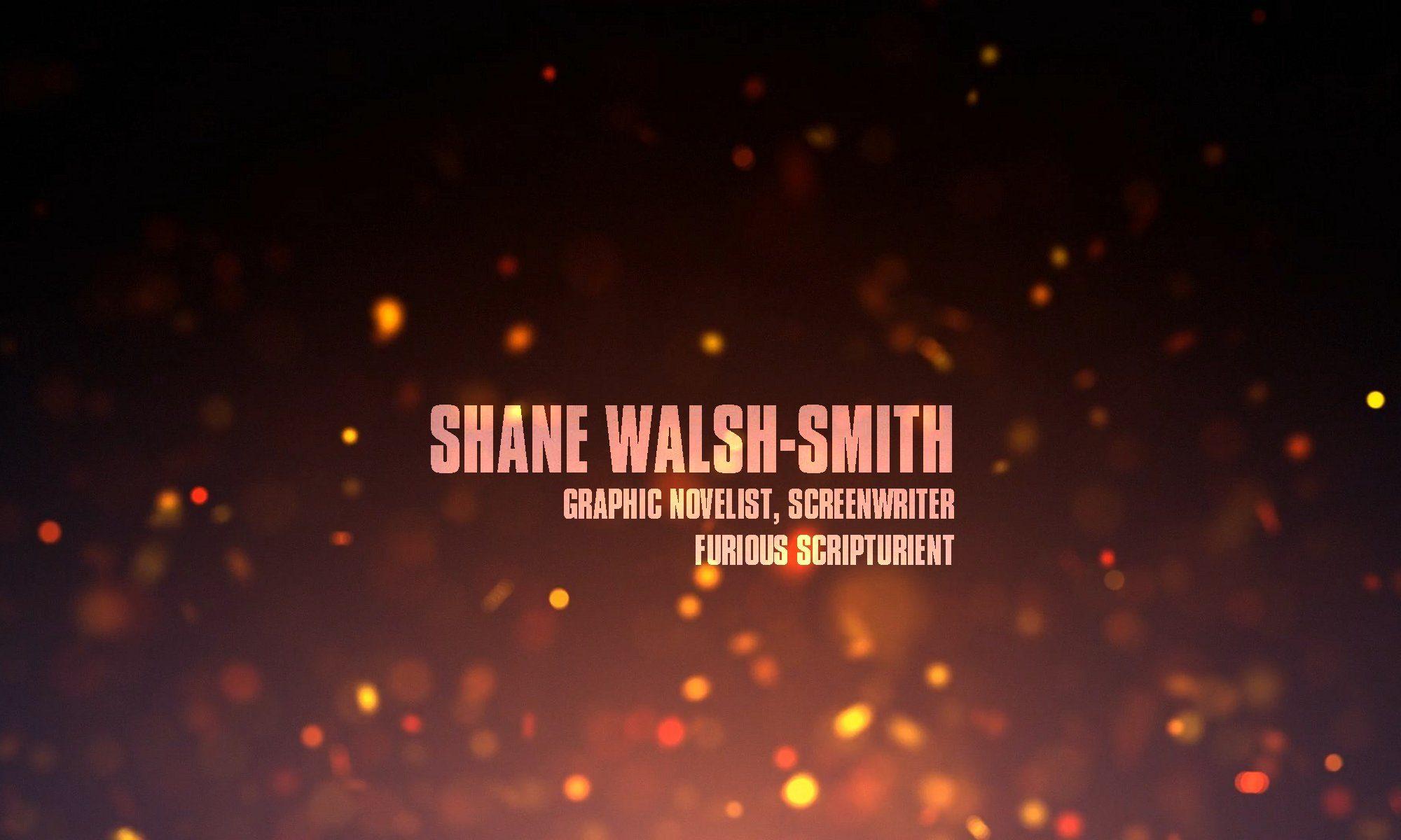 Shane Walsh-Smith